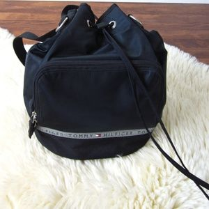 VINTAGE Tommy Hilfiger - Y2K One Shoulder Backpack